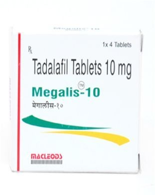 Cialis 10mg Tablets  (Generic Equivalent)