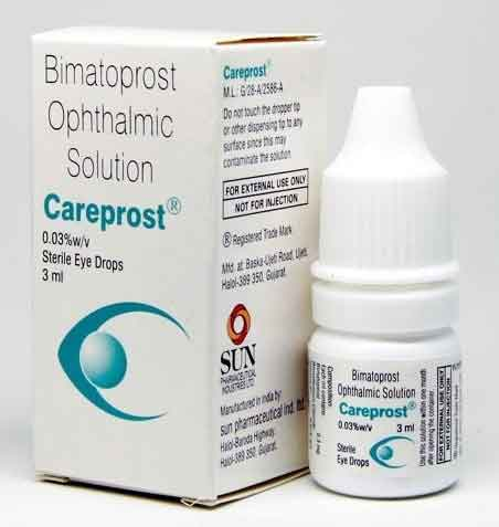 Bimatoprost Eye Drops 0.03, 3 ML  (Generic Version)