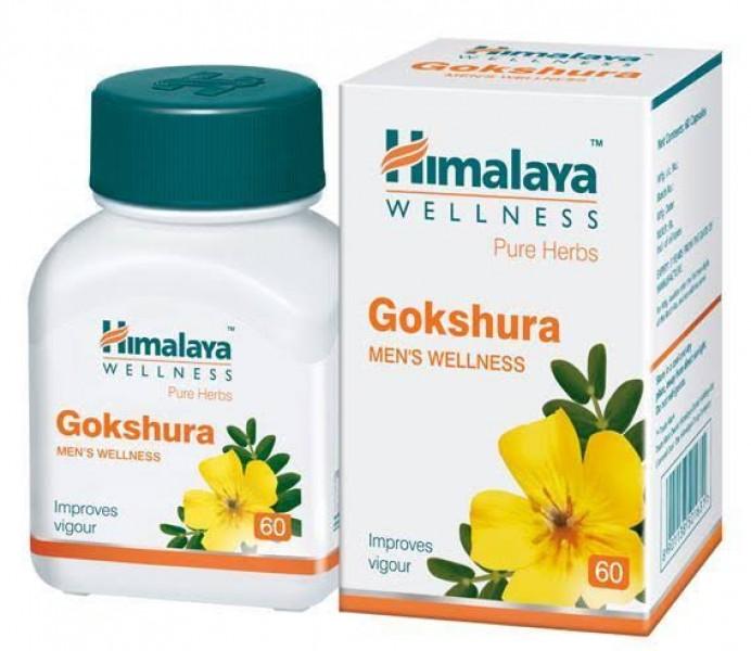 Gokshura Tablet (Men's Wellness) Himalaya Pure Herbs