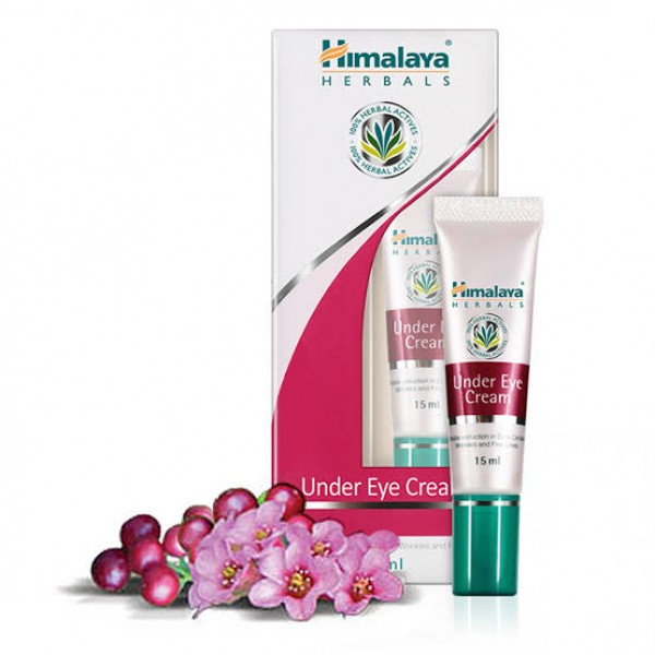 Under Eye Cream 15ml (Himalaya) Tube
