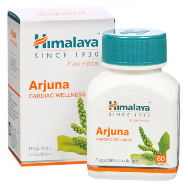 Arjuna Tablet (Cardiac Wellness) Himalaya Pure Herbs