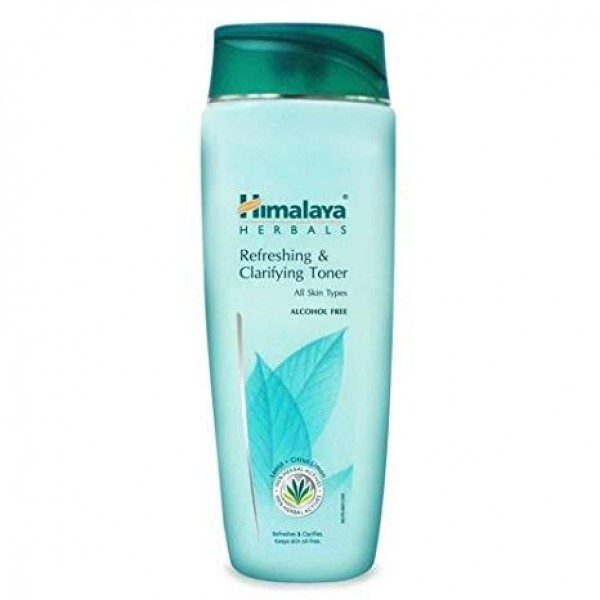 Refreshing & Clarifying Toner 100 ml (Himalaya) Bottle