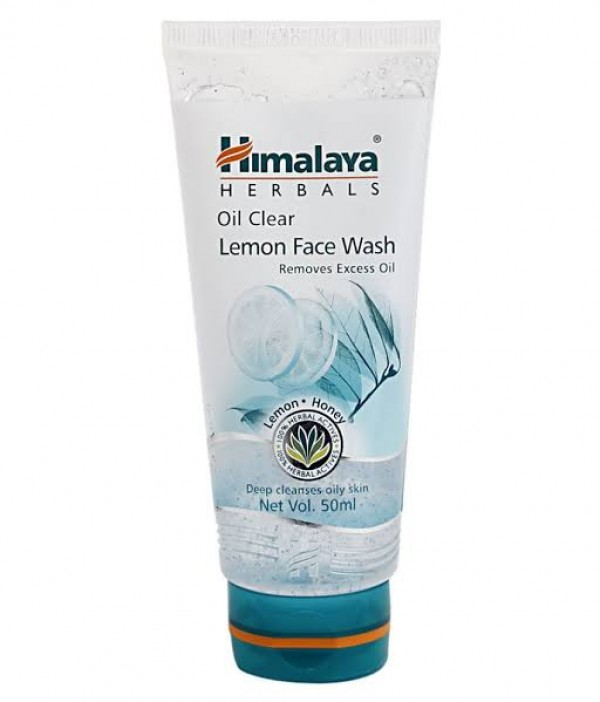 Oil Clear Lemon 50 ml (Himalaya) Face Wash