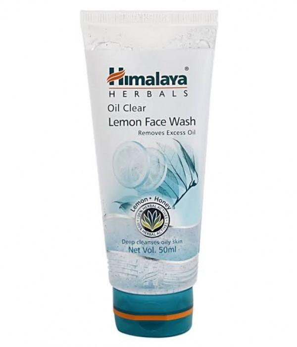 Oil Clear Lemon 50 ml (Himalaya) Face Wash