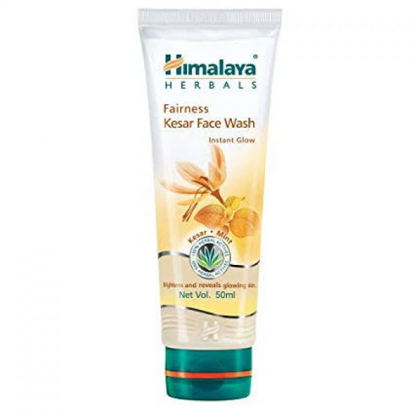 Fairness Kesar 50 ml (Himalaya) Face Wash