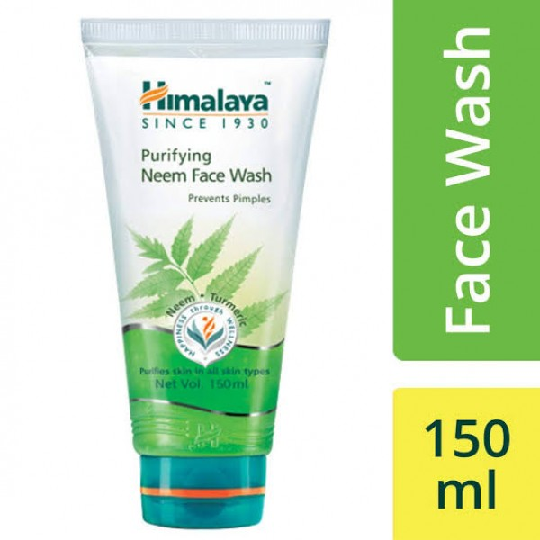 Purifying Neem 150 ml (Himalaya) Face Wash