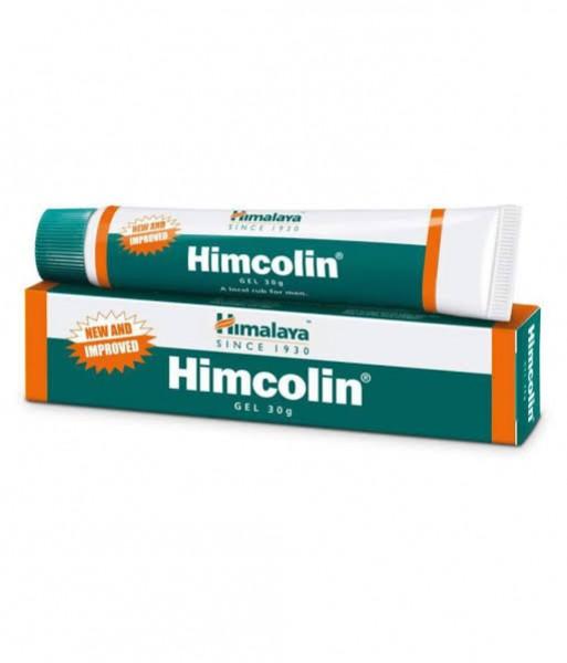 Himcolin Gel 30gm (Himalaya) Tube