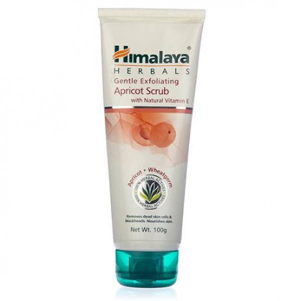 Gentle Exfoliating Apricot 100 gm (Himalaya) Scrub