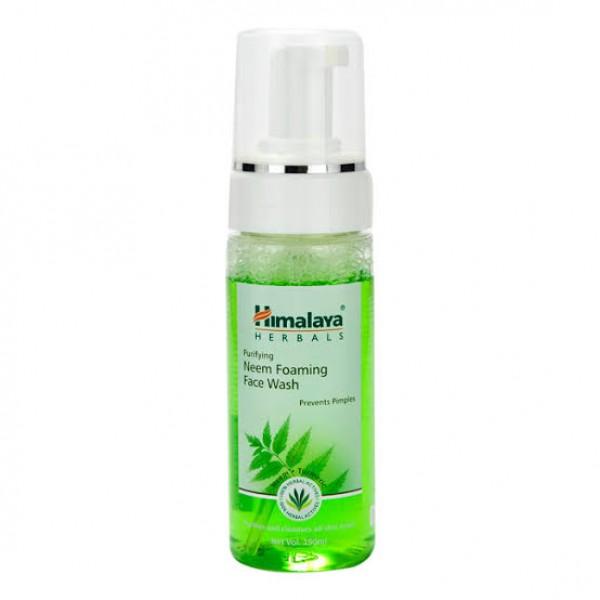 Purifying Neem 50 ml (Himalaya) Foaming Face Wash