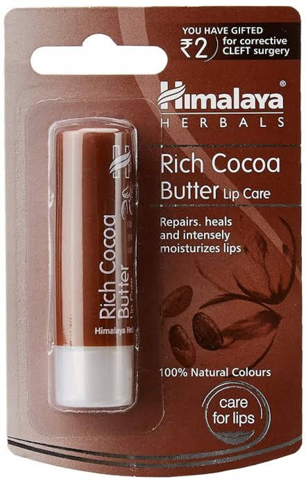 Rich Cocoa Butter 4.5 gm (Himalaya) Lip Care