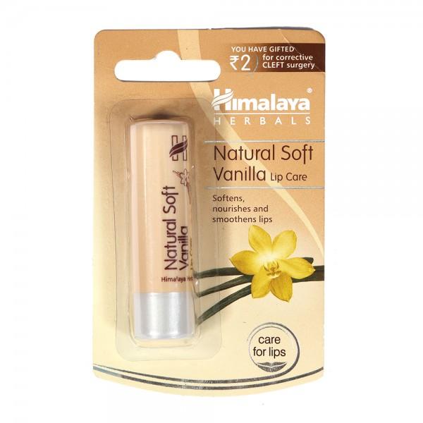 Natural Soft Vanilla 4.5 gm (Himalaya) Lip Care