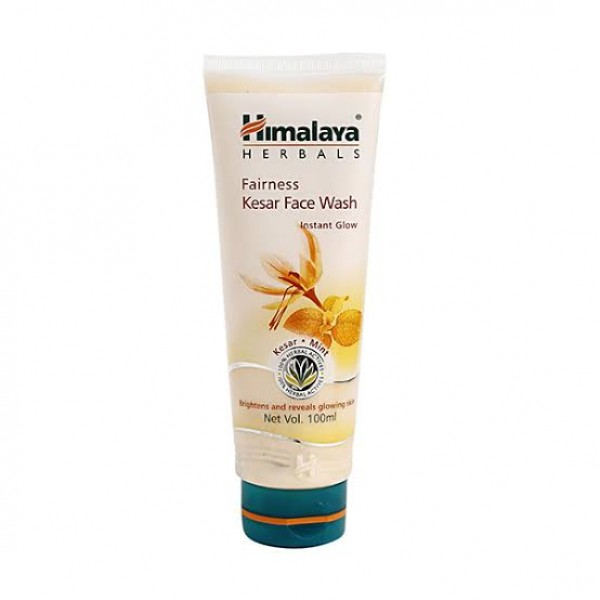 Fairness Kesar 100 ml (Himalaya) Face Wash