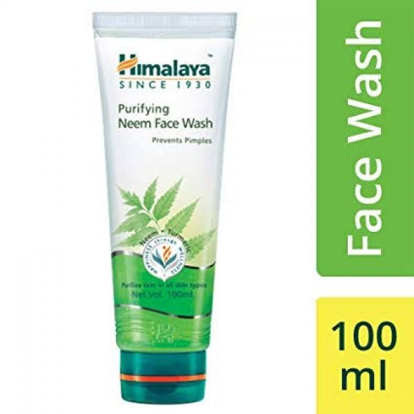 Purifying Neem 100 ml (Himalaya) Face Wash