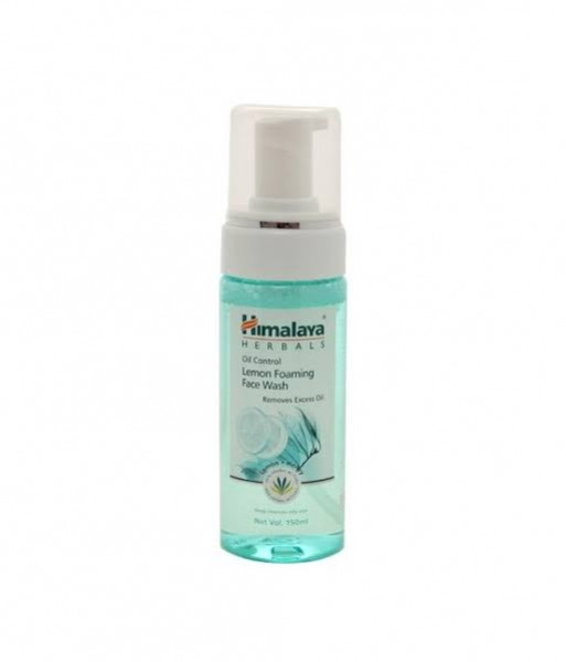Oil Clear Lemon 150 ml (Himalaya) Foaming Face Wash