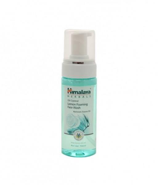 Oil Clear Lemon 150 ml (Himalaya) Foaming Face Wash