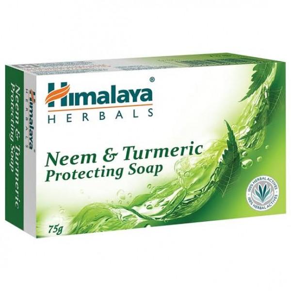 Neem & Turmeric 75 gm (Himalaya) Soap