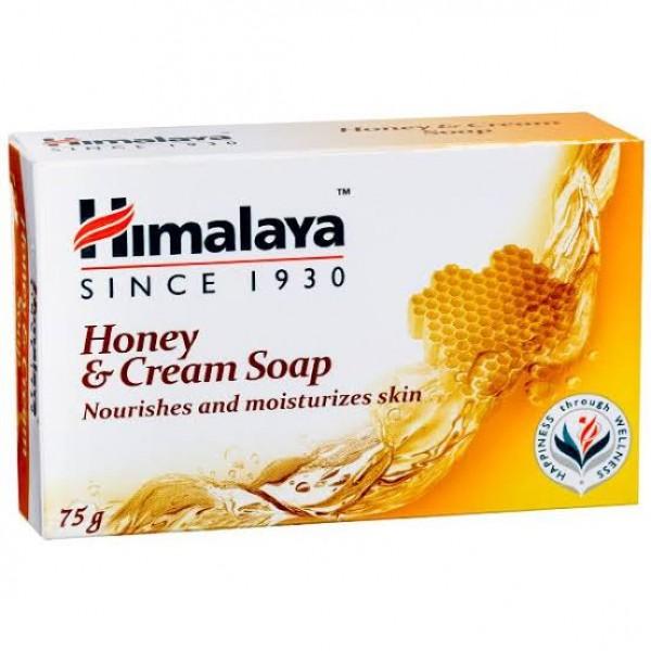 Honey & Cream 75 gm (Himalaya) Soap