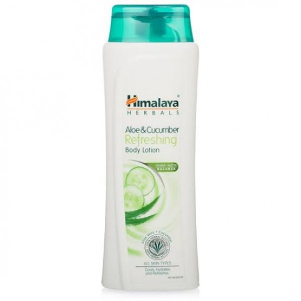 Aloe & Cucumber 100 ml (Himalaya) Refreshing Body Lotion