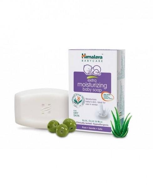 Extra Moisturizing Baby 75 gm (Himalaya) Soap
