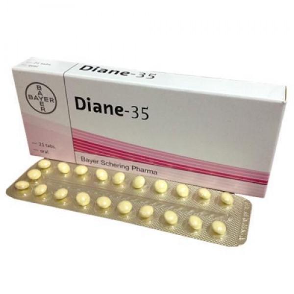 Generic Cyproterone 2 mg + Ethinyl Estradiol 0.035 mg Tab