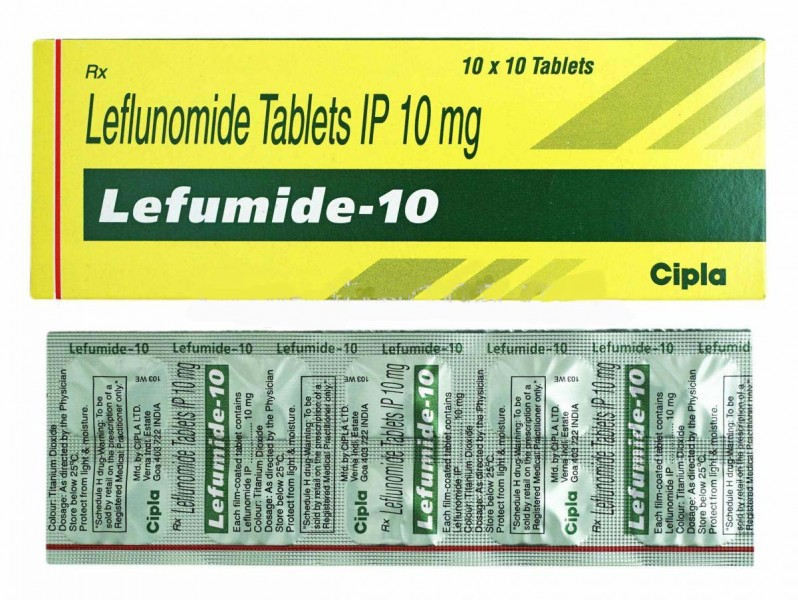 Generic Arava 10 mg Tab