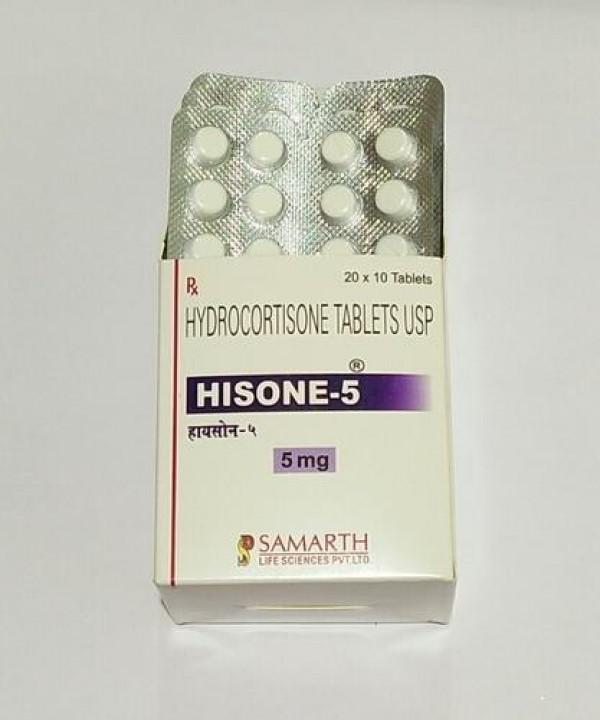 Generic Cortef 5 mg Tab