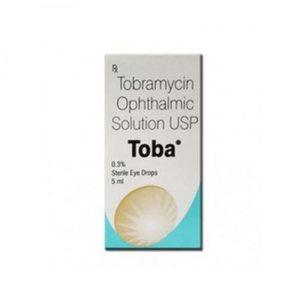 Generic Tobrasol 0.3 % Eye Drops of 5 ml