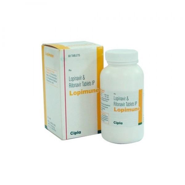 Generic Kaletra 200 mg/ 50 mg Tab