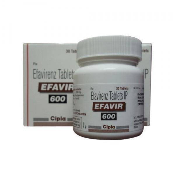 Generic Efavirenz 600 mg Tab