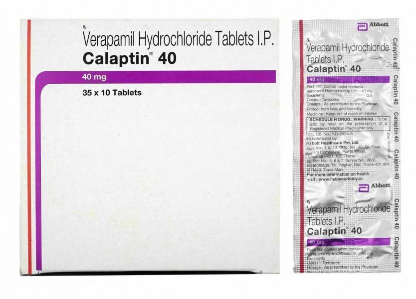 Generic Calan 40 mg Tab