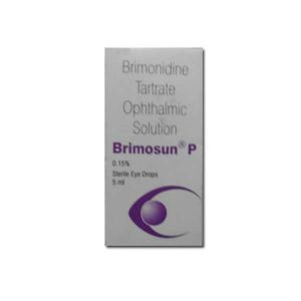Generic Alphagan P 0.15 % Eye Drops of 5ml