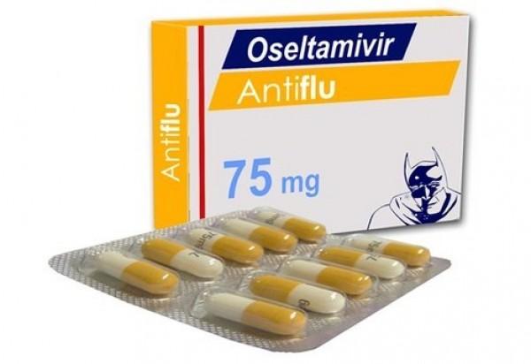 Generic Tamiflu 75 mg  Caps