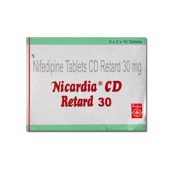 Generic Procardia 30 mg Tab