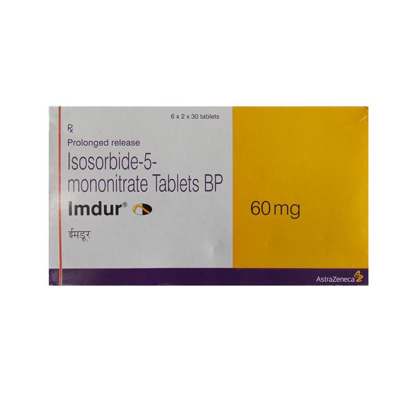 Imdur 60 mg Tab PR ( Global Brand Variant )