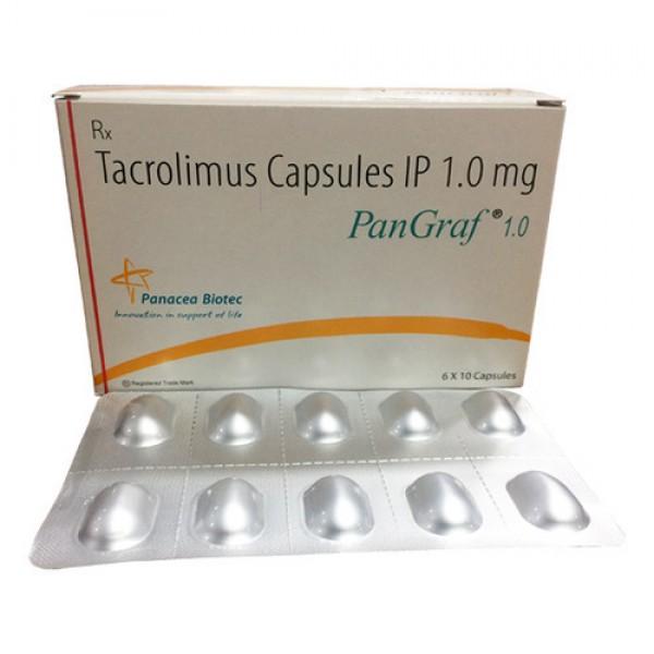 Generic Prograf 1 mg  Caps