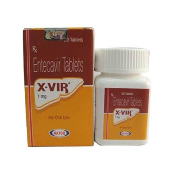 Generic Entecavir 1 mg Tab