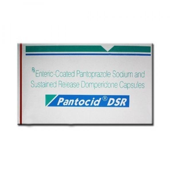 Generic Domperidone (30mg) + Pantoprazole (40mg) Caps
