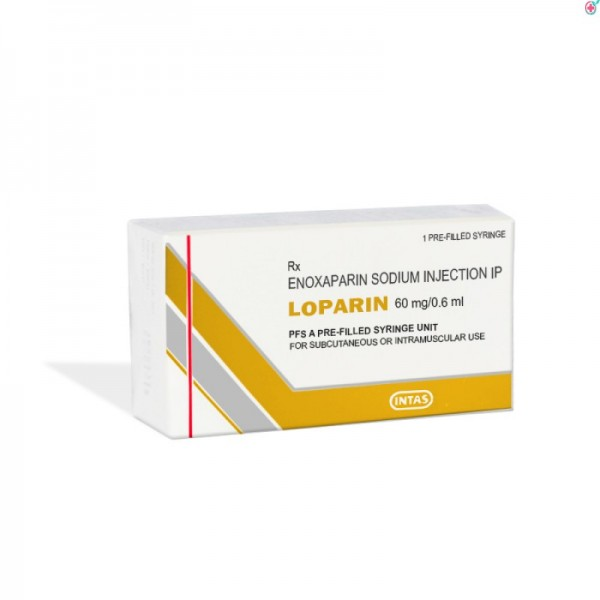 Generic Clexane 60 mg / 0.6 mL Prefilled Injection