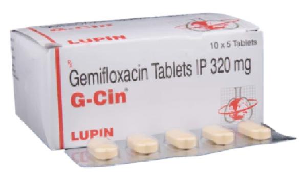 Generic Factive 320 mg Tab