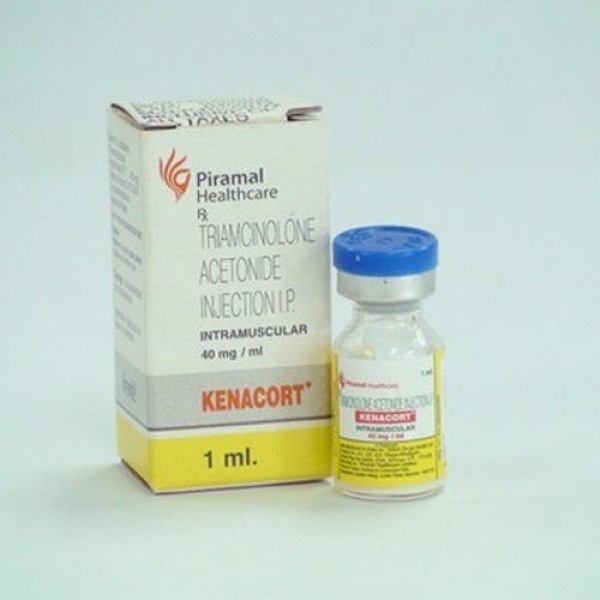 Generic Triamcinolone 40 mg / ml Injection