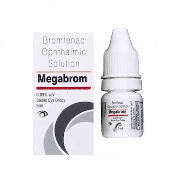 Generic Xibrom 0.09 % Eye Drops 5ml