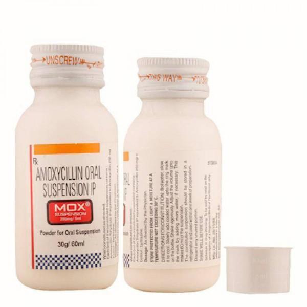 Generic Amoxil 250mg Dry Syrup 60ml