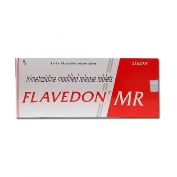 Generic Trimetazidine 35 mg Tab