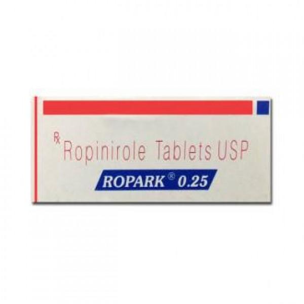 Generic Requip 0.25 mg Tab