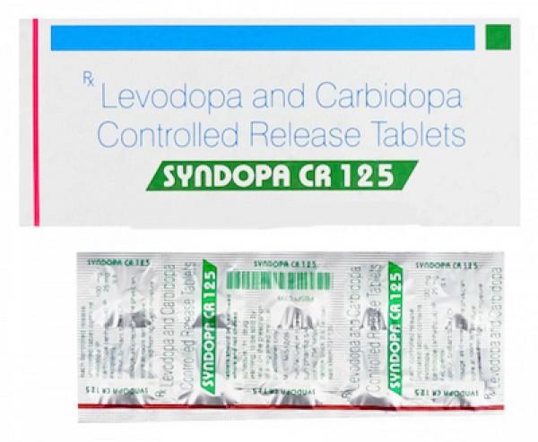 Generic Sinemet 25 mg / 100 mg Tab