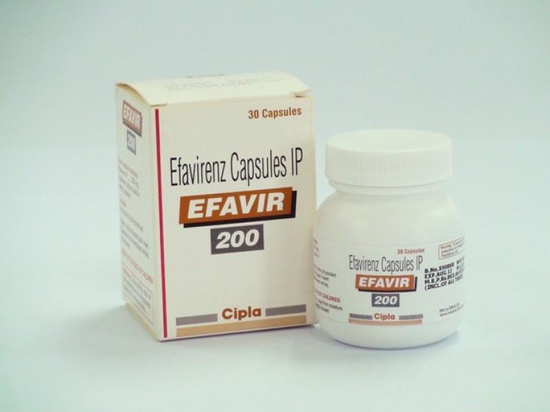 Generic Efavirenz 200mg Caps