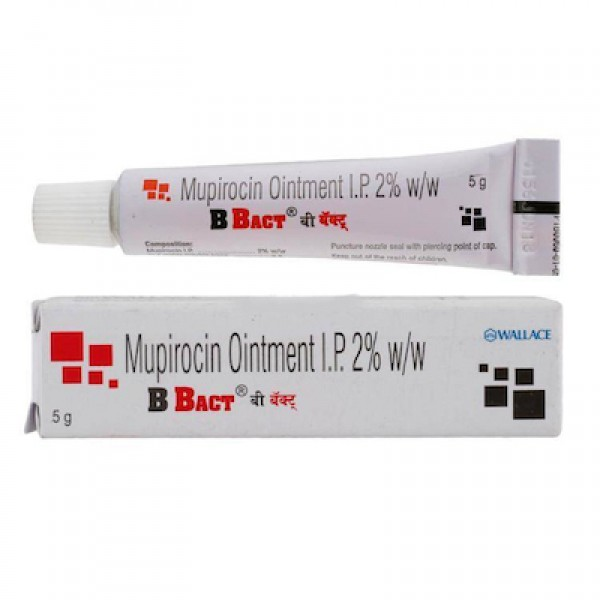 Generic Bactroban 2 % Ointment 5gm