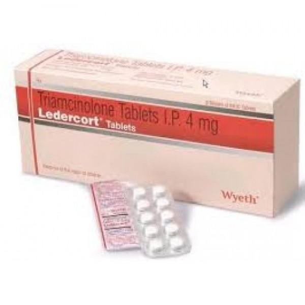 Generic Aristocort 4 mg Tab