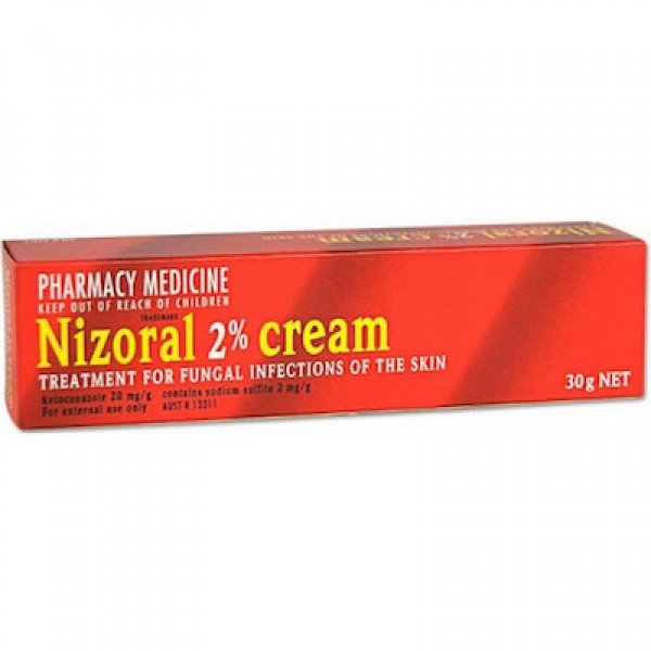 Generic Nizoral 2 % cream 30gm