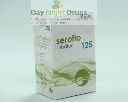 Advair HFA Inhaler 115mcg/21mcg (Generic Equivalent)